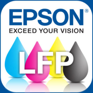 EPSON LFP Genuine inks