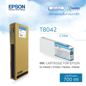 EPSON ink T804200 for P6000 P7000 P8000 P9000