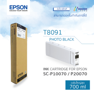 EPSON ink T809100 for P10070 P20070