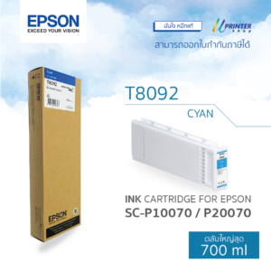 EPSON ink T809200 for P10070 P20070