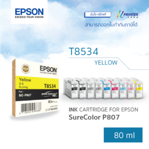 EPSON ink T853400 for P807