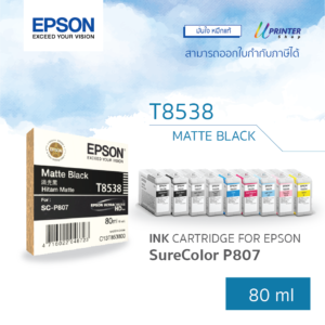 EPSON ink T853800 for P807