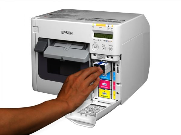 Epson ColorWorks C3510
