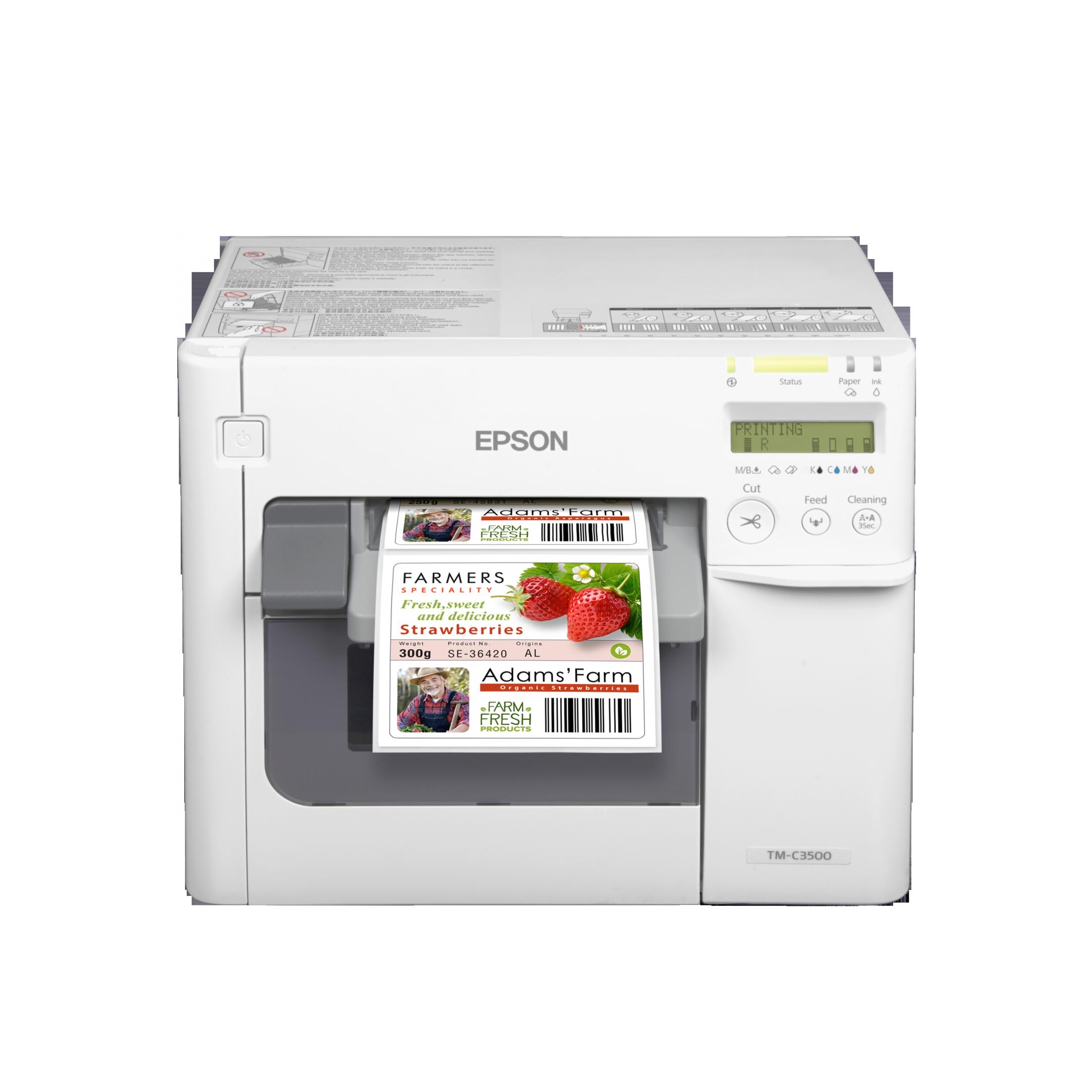 EPSON Label C3510 uPrinterShop.com