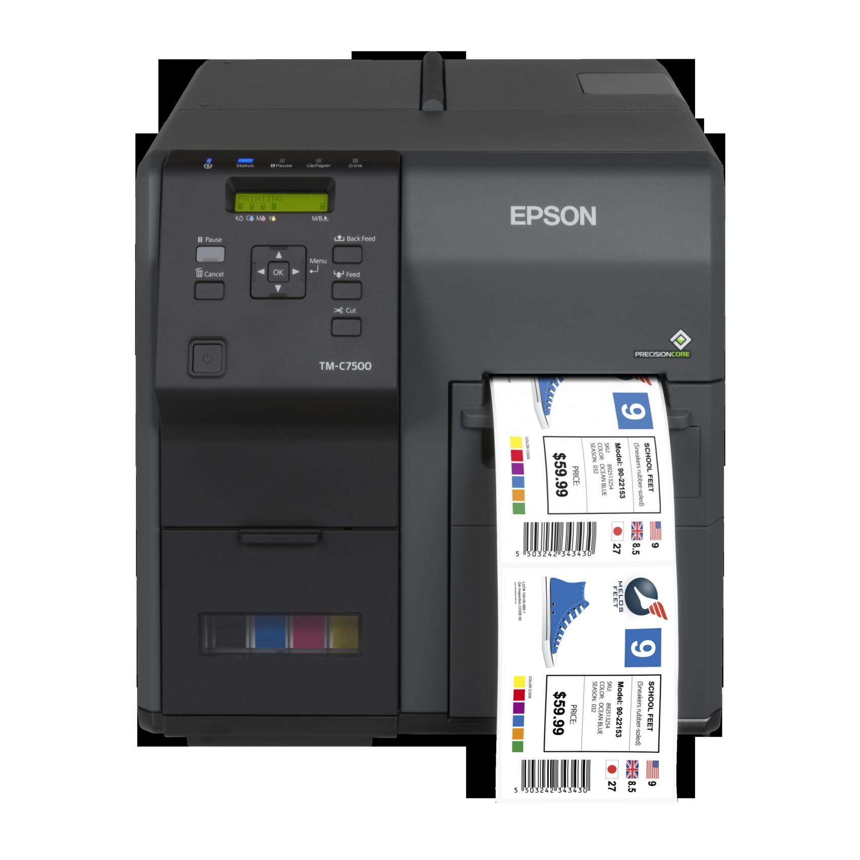EPSON Label C7510 uPrinterShop.com