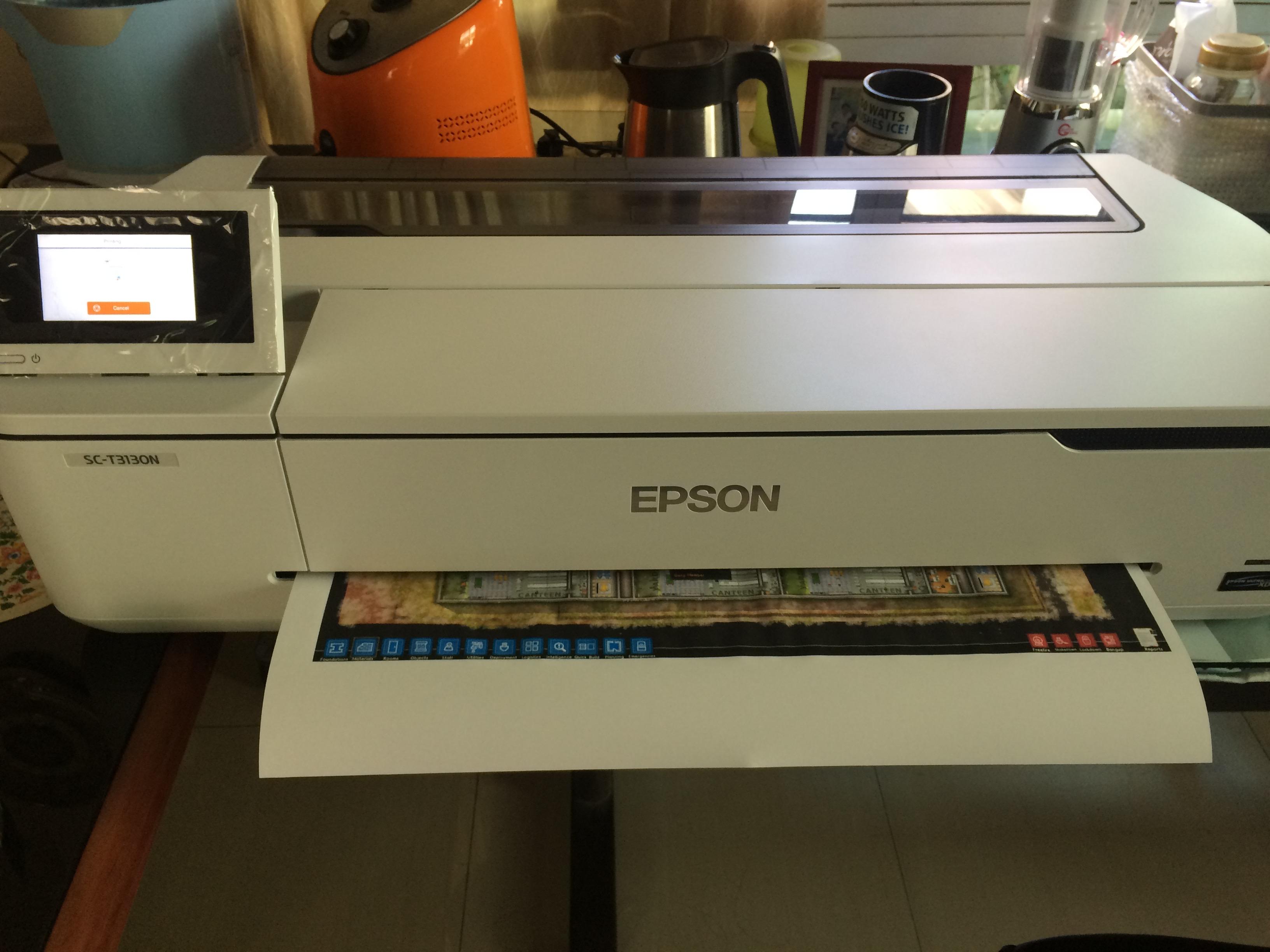 Epson SureColor SC-T3130N uprintershop.com