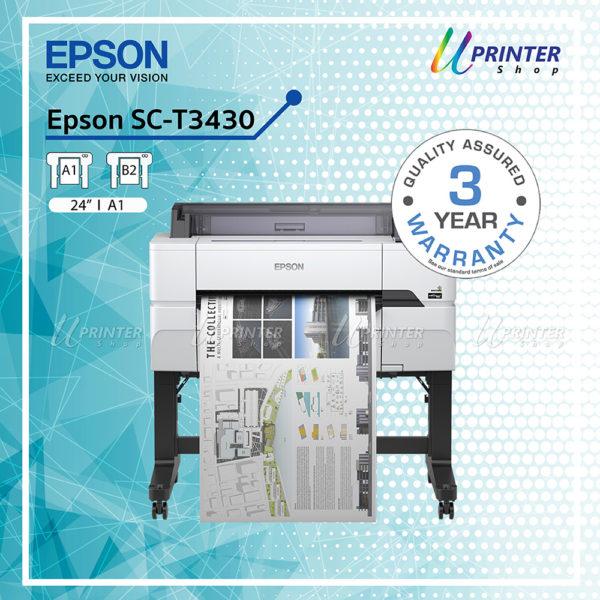 Epson-SureColor.T3430